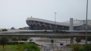 Stadium used during Athens Olympics