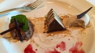 Oh, Those desserts.