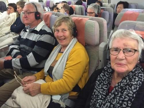 EK405 Melbourne to Dubai