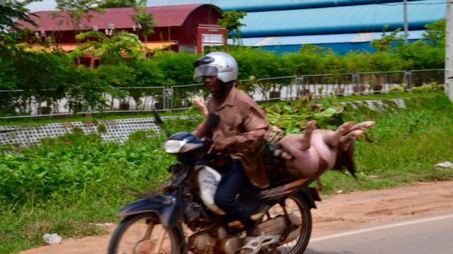 160923 Siem Reap to River Resort Post