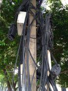 An electrician's nightmare