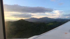 Rugged Laos mountains