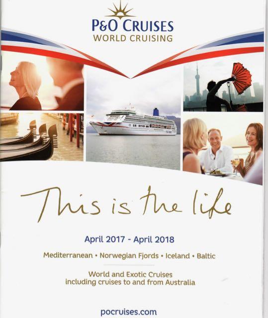 P and O Cruises