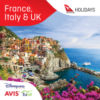France Italy & UK on Sale