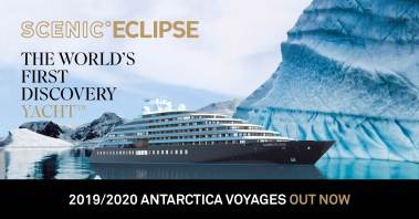 Scenic Eclipse is here
