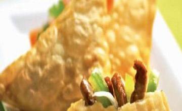 Photo of طريقة عمل سمبوسك بشاورما الدجاج