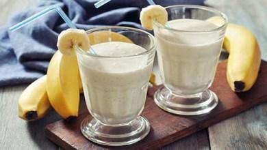 Photo of عصير الموز بالزبادي وفوائده