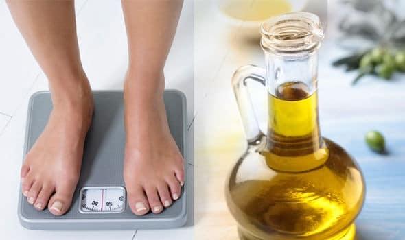 زيت الزيتون يساعد فى إنقاص الوزن