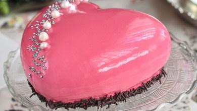 Photo of كعكة السعادة الشهية