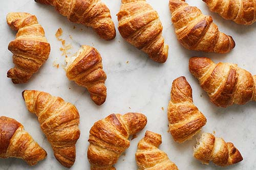 الكرواسون الخفيف Croissant
