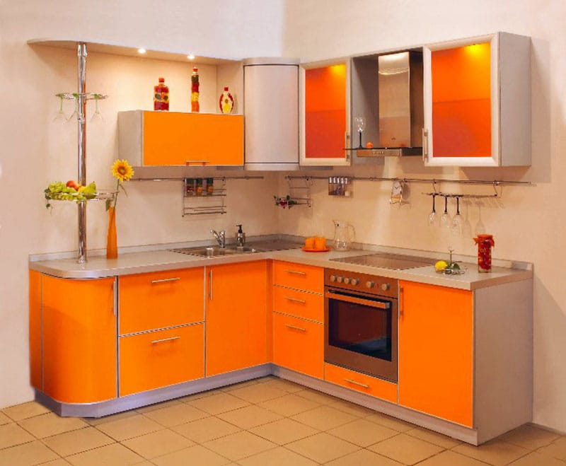 Photo of مطبخ عملى وأنيق