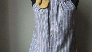 Photo of إعادة تدوير قميص وتحويله لبلوزة