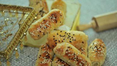 Photo of فطائر الجبن بالسمسم وحبة البركة