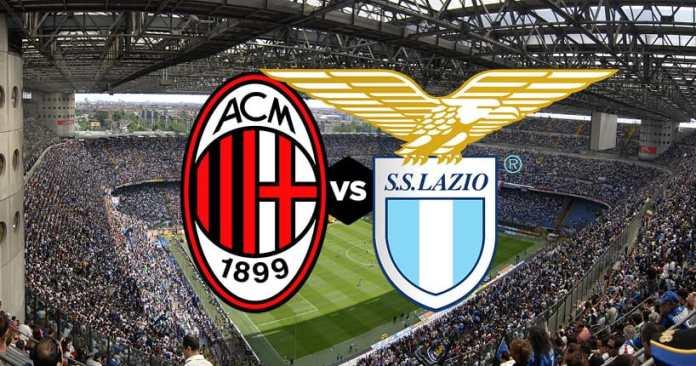 Ponturi fotbal AC Milan - Lazio Coppa Italia