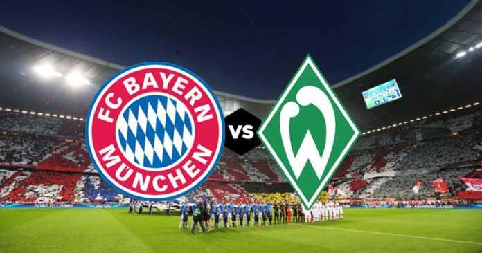 Ponturi fotbal Bayern Munchen - Werder Bremen Bundesliga Germania