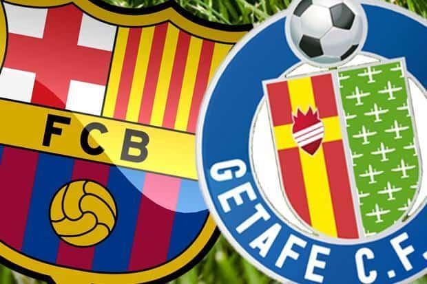 Ponturi fotbal Barcelona - Getafe La Liga