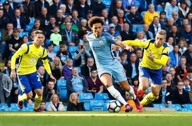 Ponturi fotbal Everton - Manchester City Premier League
