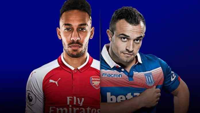 Ponturi fotbal Arsenal - Stoke Premier League