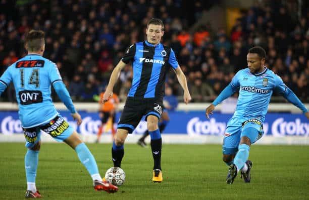 Ponturi fotbal Club Brugge - Charleroi Jupiler League