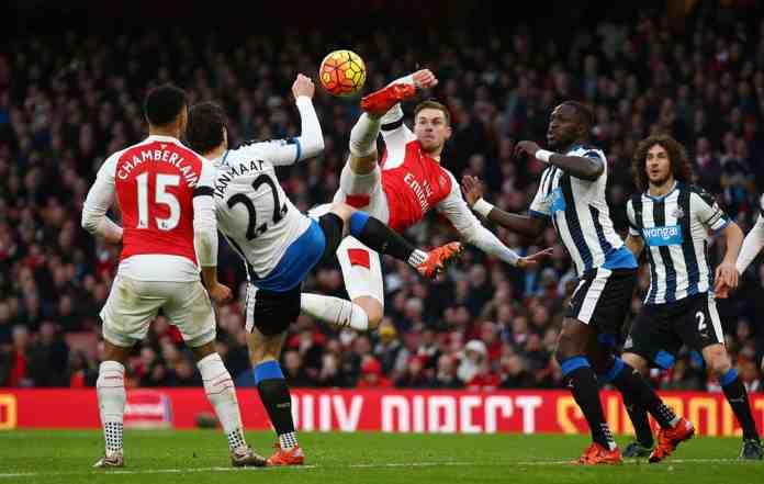 Ponturi fotbal Newcastle - Arsenal Premier League