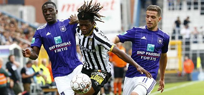 Ponturi fotbal Charleroi - Anderlecht Jupiler League