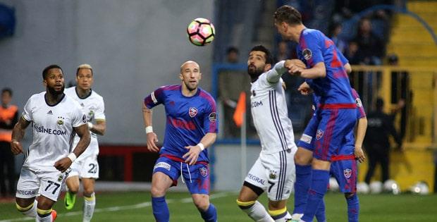 Ponturi fotbal Karabukspor - Fenerbahce Super LIG