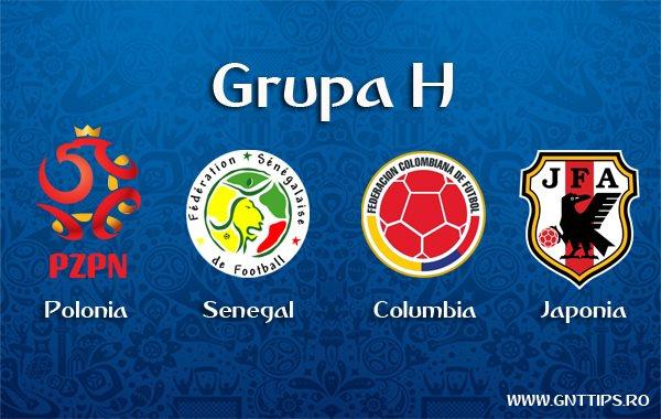 Campionatul Mondial 2018 – Prezentare Grupa H GNTTIPS