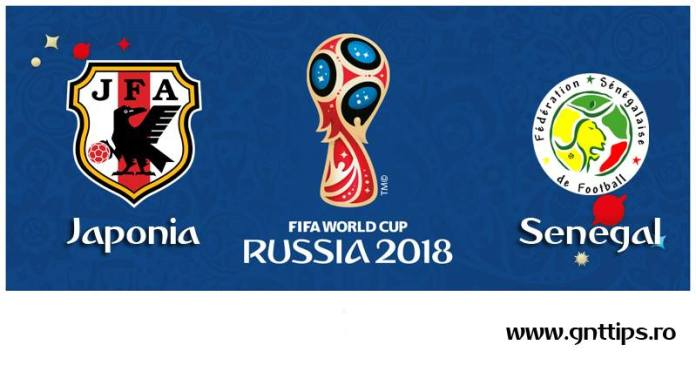 Ponturi fotbal - Japonia - Senegal - Campionatul Mondial - Grupa H - 24.06.2018