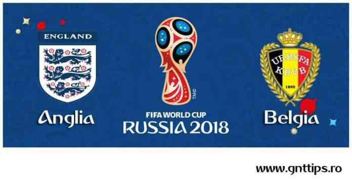 Ponturi fotbal - Anglia - Belgia - Campionatul Mondial - Grupa G - 28.06.2018
