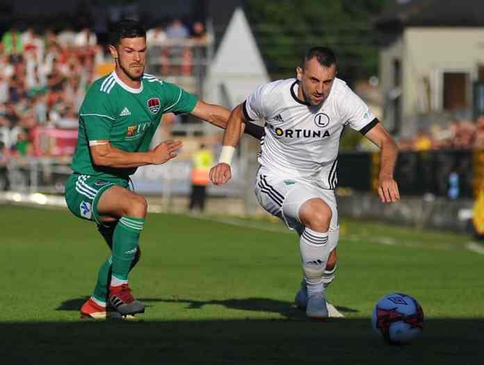 Ponturi fotbal - Legia - Cork City - Preliminarii Champions League - 17.07.2018