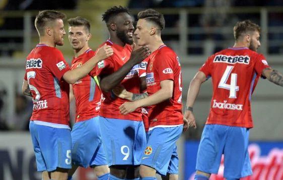 Rudar - FCSB Cota 3 din Europa League