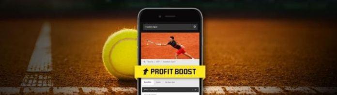 20% in plus la pariurile Live pe Swedish Open