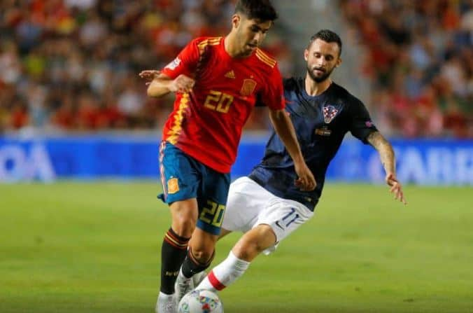 Spania in Nations League