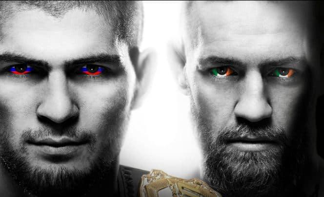 McGregor vs Khabib: cotele la pariuri, transmisiune live si optiuni de pariere