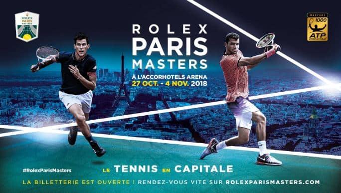 Castiga 5.000 RON cu doar 25 RON pariati pe Paris Masters
