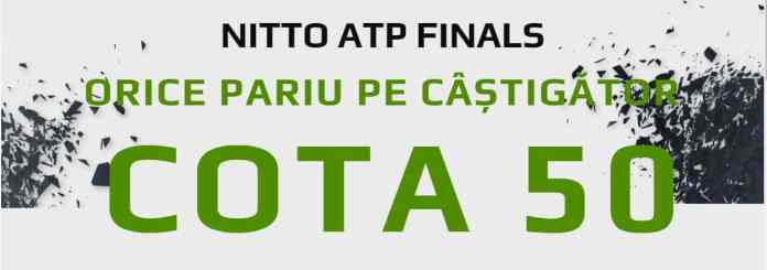 meciurile de la ATP Finals