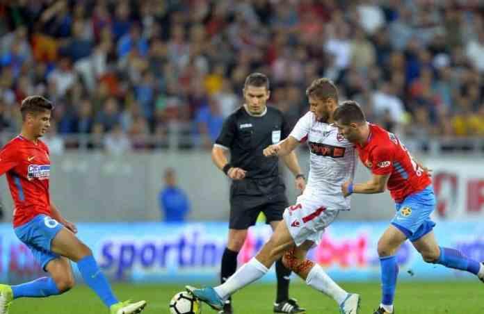 Dinamo B. vs. FCSB
