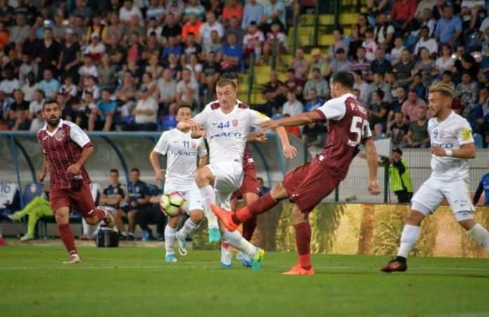 FC Botosani vs. CFR Cluj