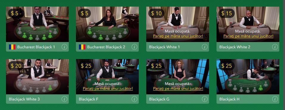 blackjack lobby unibet
