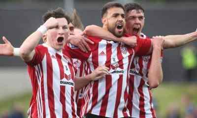Ponturi fotbal Finn Harps vs Derry City