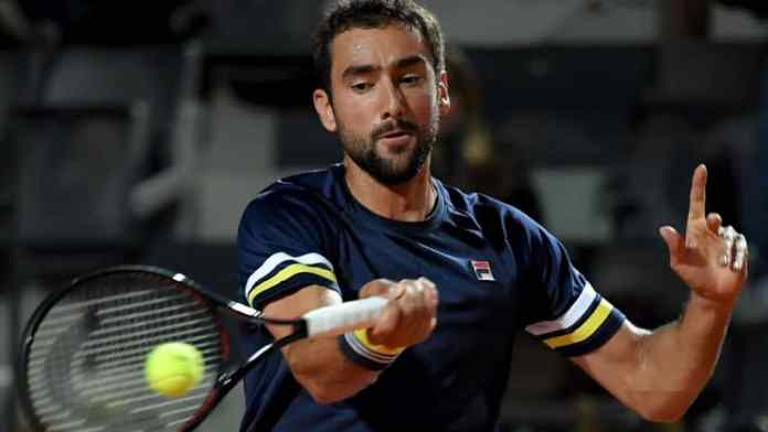Ponturi tenis Marin Cilic vs Joao Sousa