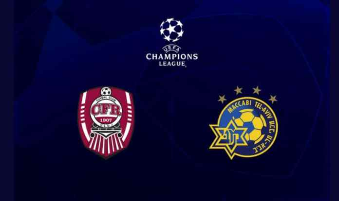 CFR - Maccabi