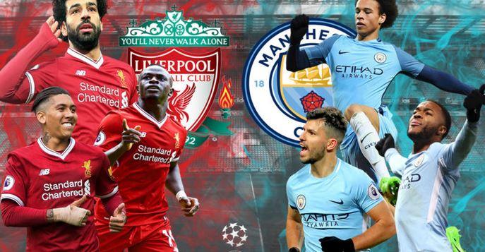 Cote marite pentru Supercupa Angliei: Liverpool vs Manchester City