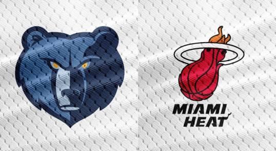 Grizzlies vs Heat