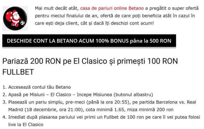 promotie betano 100 ron fullbet