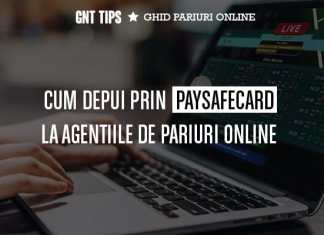 Cum depui la cazino / pariuri online