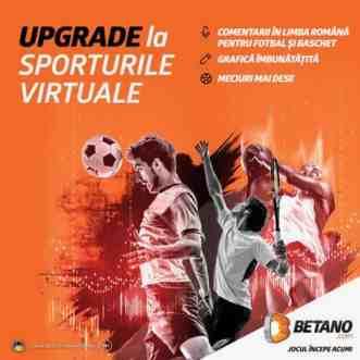 sporturi virtuale betano