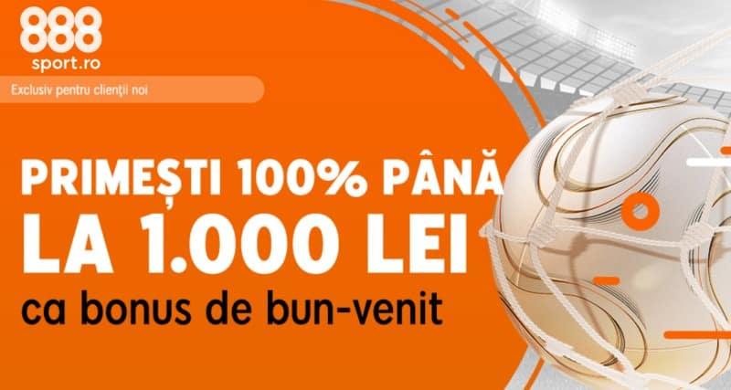888 sport bonus pariuri
