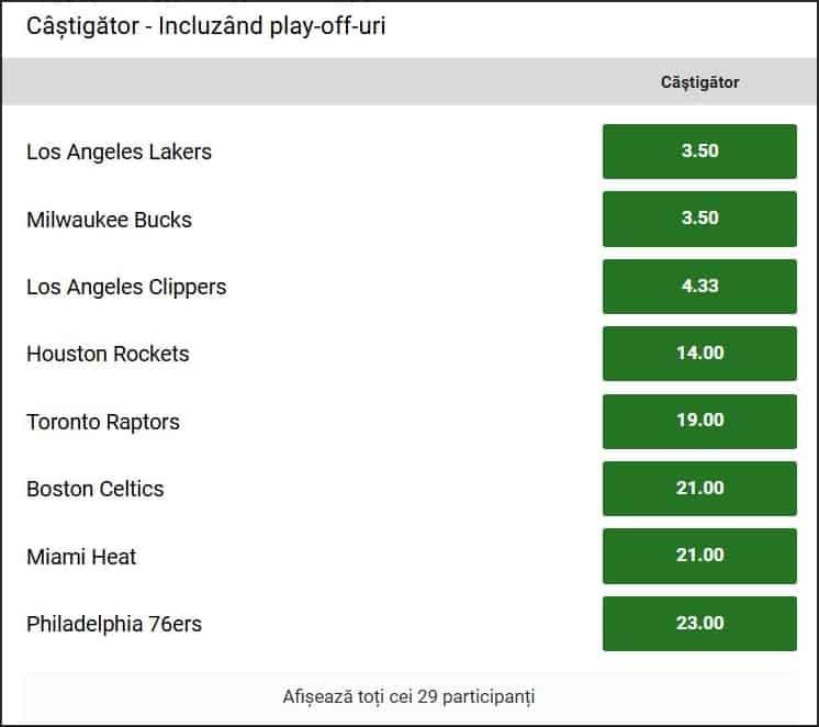 Cand se reia sezonul de NBA - tot ce trebuie sa stii