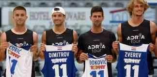 Novak Djokovic COVID-19!